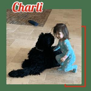 02 - Amelia with Charlie 1